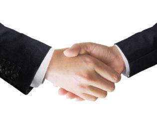 握手イメージ